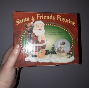 Other - Santa and friends figurine